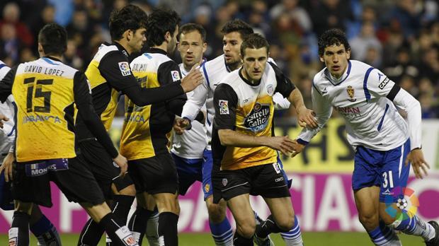 Dónde ver el partido de fútbol Zaragoza Lugo 28 febrero