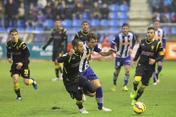 Dónde ver el partido de fútbol Alavés Zaragoza 6 marzo