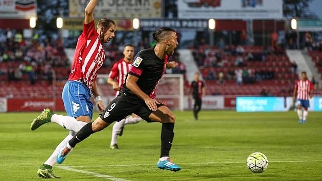 Dónde ver el partido de fútbol Almería Girona 12 marzo