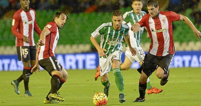 Dónde ver el partido de fútbol Athletic Betis 13 marzo