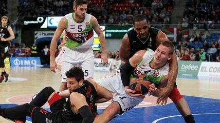 Baloncesto Sevilla - Laboral Kutxa Baskonia 16