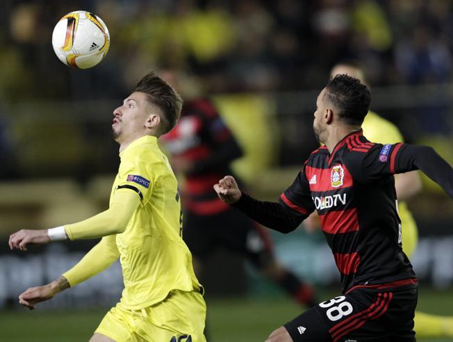 Dónde ver el partido de fútbol Bayer Leverkusen Villarreal 17 marzo