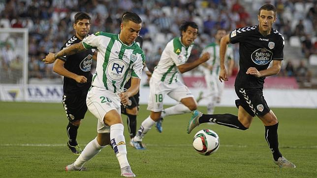 Dónde ver el partido de fútbol Córdoba Lugo 13 marzo