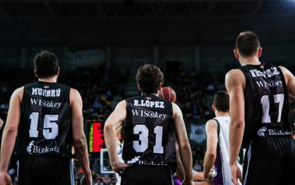 Señal en directo: Dominion Bilbao Basket - RetaBet.es GBC