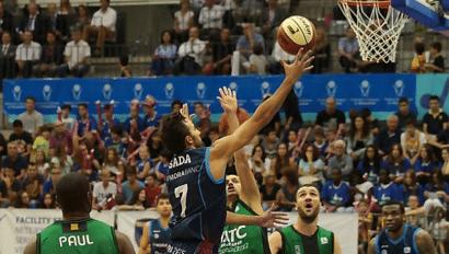 Ver Fiatc Joventut - Basket Sevilla 16 en directo