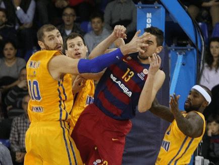 Fiatc Joventut - FC Barcelona Lassa online gratis