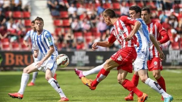 Dónde ver el partido de fútbol Girona Leganés 20 marzo