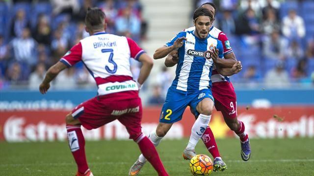 Dónde ver el partido de fútbol Granada Espanyol 14 marzo