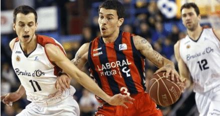Laboral Kutxa Baskonia - Dominion Bilbao Basket 16