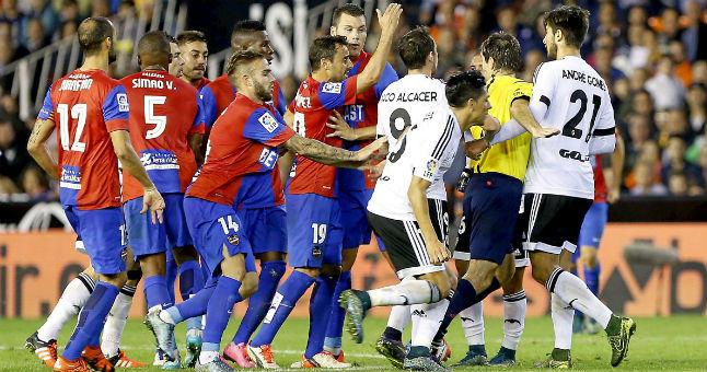 Dónde ver el partido de fútbol Levante Valencia 13 marzo