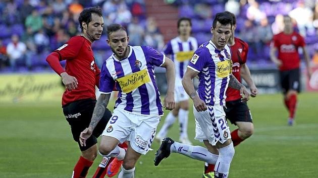 Dónde ver el partido de fútbol Mirandés Valladolid 27 marzo