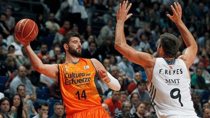 ver Montakit Fuenlabrada - Valencia Basket en directo