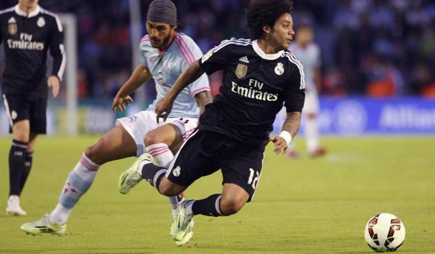 Real Madrid Vs Celta Vigo En Vivo Ahora