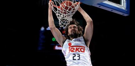 Ver Real Madrid baloncesto - CSKA Moscú online