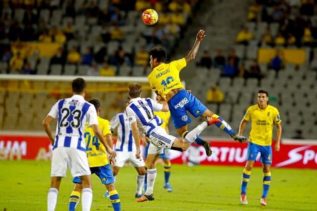 Dónde ver el partido de fútbol Real Sociedad Las Palmas 19 marzo