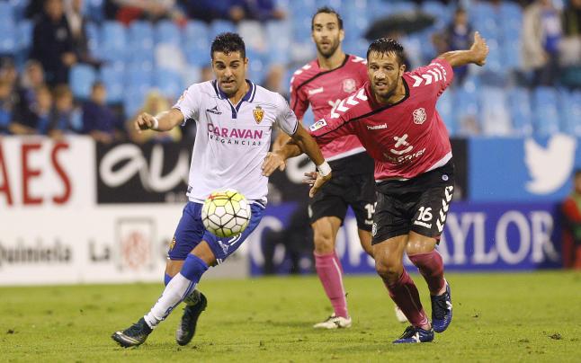 Dónde ver el partido de fútbol Tenerife Zaragoza 20 marzo