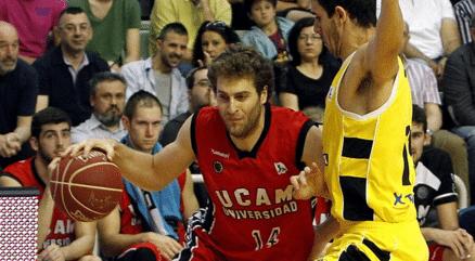 UCAM Murcia - Baloncesto Sevilla gratis