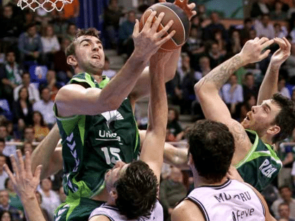 Unicaja de Málaga - Dominion Bilbao Basket en directo