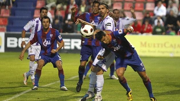 Dónde ver el partido de fútbol Valladolid Huesca 6 marzo