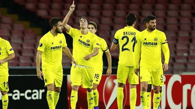 Leverkusen Villarreal