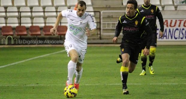 Dónde ver el partido de fútbol Zaragoza Albacete 12 marzo