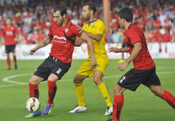 Dónde ver el partido de fútbol Alcorcón Mirandés 2 abril
