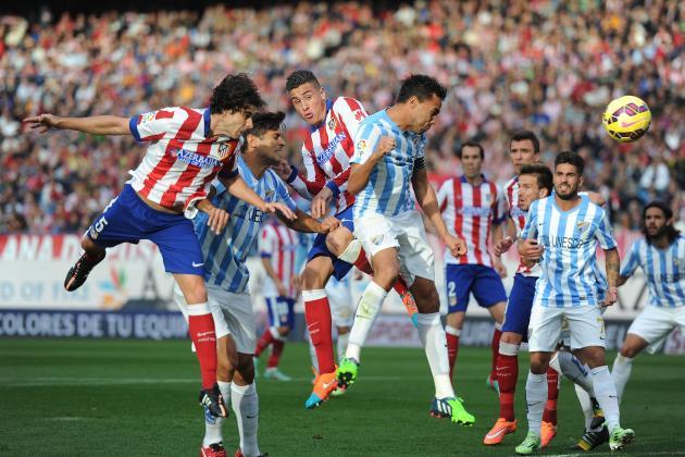 Dónde ver el partido de fútbol Atlético Málaga 23 abril