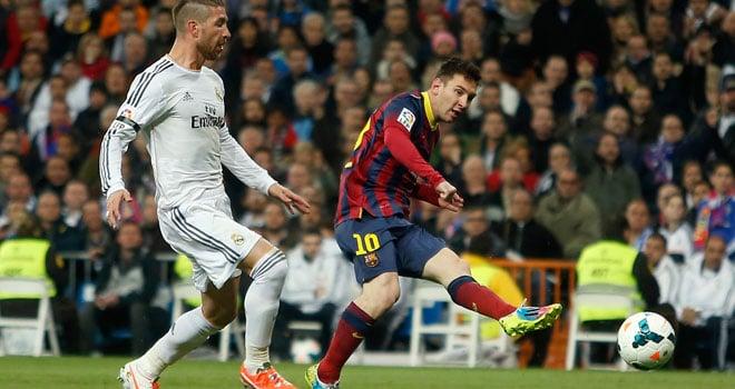Dónde ver el partido de fútbol Barcelona Real Madrid 2 abril