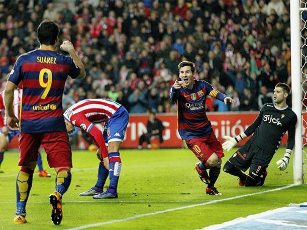 Dónde ver el partido de fútbol Barcelona Sporting 23 abril
