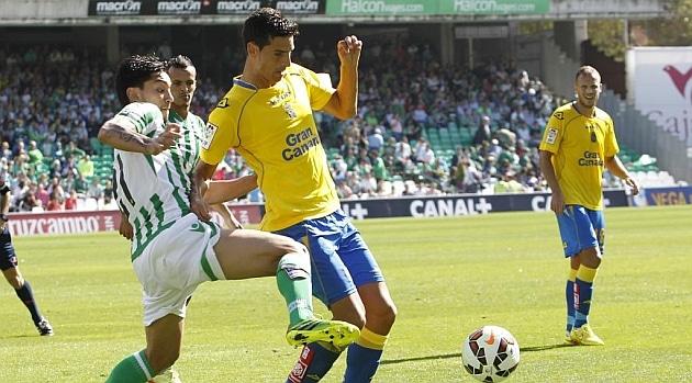 Dónde ver el partido de fútbol Betis Las Palmas 19 abril