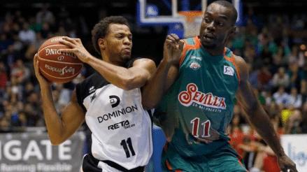 Dominion Bilbao Basket - Baloncesto Sevilla gratis