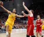 Dominion Bilbao Basket - FC Barcelona Lassa en directo