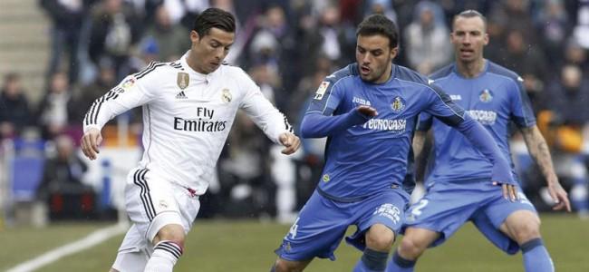 Dónde ver el partido de fútbol Getafe Real Madrid 16 abril