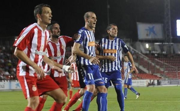 Dónde ver el partido de fútbol Girona Alavés 16 abril