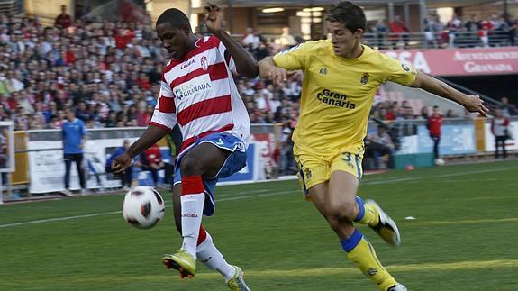Dónde ver el partido de fútbol Granada Las Palmas 30 abril