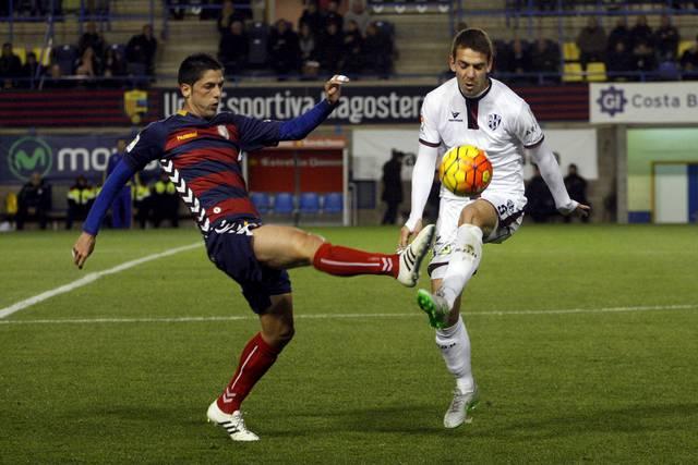 Dónde ver el partido de fútbol Huesca Llagostera 30 abril