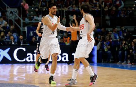Laboral Kutxa Baskonia - Real Madrid gratis en directo