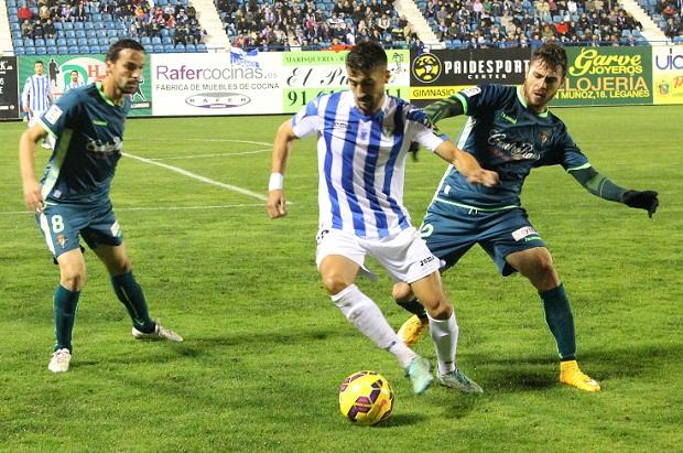 Dónde ver el partido de fútbol Leganés Valladolid 9 abril
