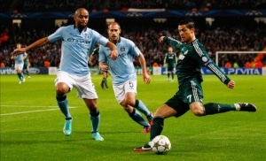Dónde ver el partido de fútbol Manchester City Real Madrid 26 abril