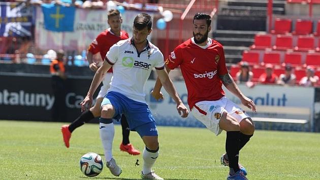 Dónde ver el partido de fútbol Nástic Oviedo 17 abril