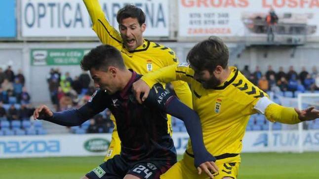 Dónde ver el partido de fútbol Oviedo Huesca 23 abril