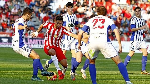 Dónde ver el partido de fútbol Ponferradina Almería 17 abril