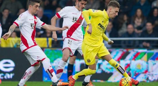 Dónde ver el partido de fútbol Rayo Villarreal 17 abril