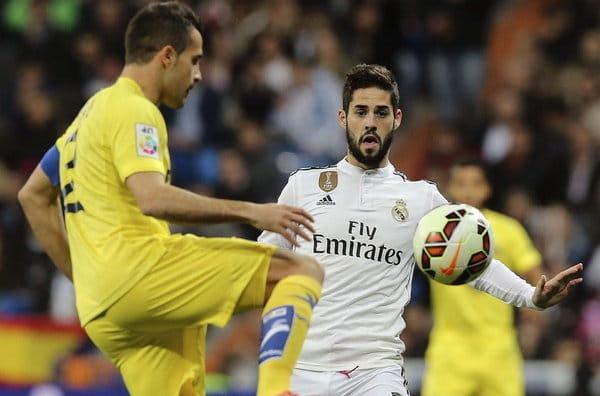 Dónde ver el partido de fútbol Real Madrid Villarreal 20 abril