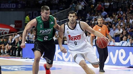 Real Madrid basket - FIATC Joventut en vivo gratis