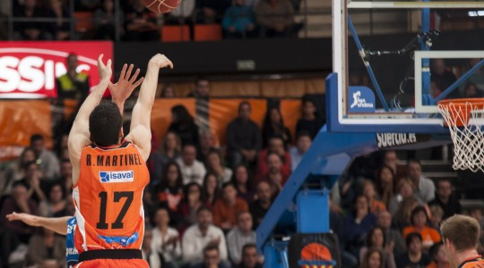 Retabet.es GBC vs Valencia Basket en directo