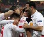 Dónde ver el partido de fútbol Shakhtar Sevilla 28 abril