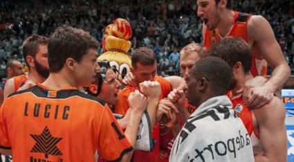ver en directo el UCAM Murcia - Valencia Basket
