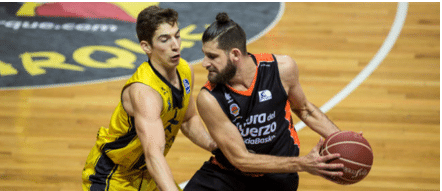 Valencia Basket Club - Iberostar Tenerife en directo