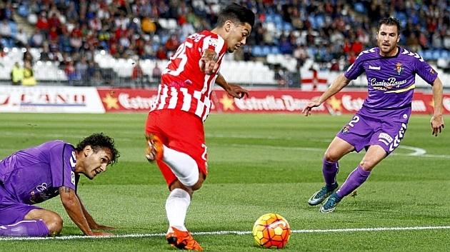 Dónde ver el partido de fútbol Valladolid Almería 3 abril